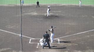 20160903 ライオンズ・野田昇吾のピッチング(ドラフト3位)