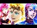 Golden Wind Rap | The Anime Man, CDawgVA, None Like Joshua, more | JoJo's Bizarre Adventure Rap