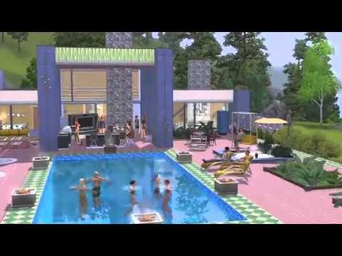 Die Sims 3 Design Garten Accessoires Deutsch YouTube
