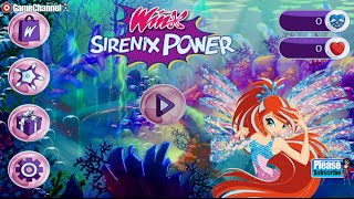 Winx Sirenix Power Videos games for Kids - Girls - Baby Android İOS Free 2015