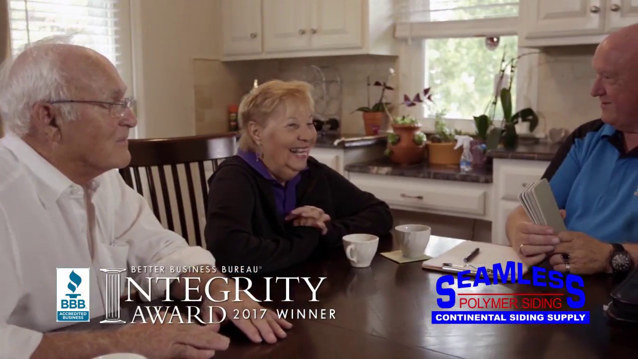 Continental Siding Supply Bbb 2017 Integrity Award Winner
