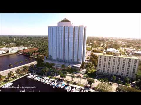 Visualizing Your CGI Architectural designs using Drone / UAV video within a Real World setting