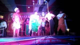 Dev Torane Budruk Varshik Sanhsammelan 2016 SuparDupar Dance Dol Dolatay Varyavar Bai Maze