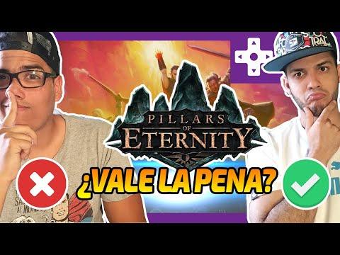 ¿Vale La Pena Comprar Pillars Of Eternity Complete Edition Nintendo Switch ? Análisis