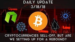 Daily Update (3/18/2018) | Cryptocurren...