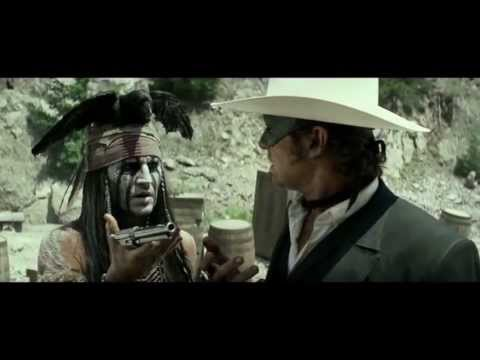 The Lone Ranger | trailer #4 US (2013) Johnny Depp Armie Hammer