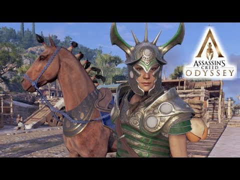 Assassin's Creed Odyssey - Mycenaean Armor and Mycenaean Steed (Free From Ubisoft Club)
