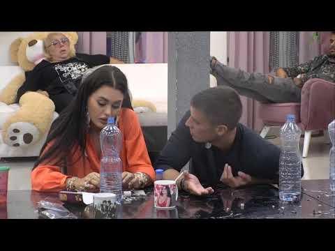 Zadruga 2 - Ana i David se raspravljaju tokom reklama - 25.06.2019.