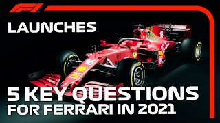 A Better Season Ahead For Ferrari?