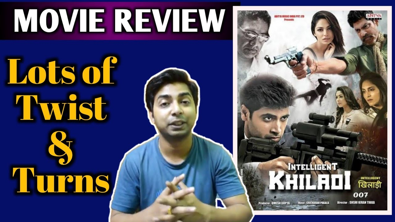 Download Intelligent Khiladi (Goodachari) Movie Review🔥🔥🔥🔥🔥🔥