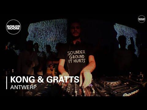 Kong & Gratts Boiler Room x Cubanisto Antwerp | DJ Set