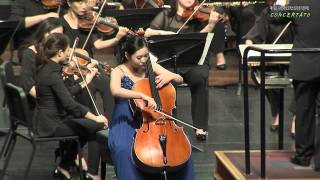 Cello Concerto No 1 in a minor, Op 33  Mov 1 - C  Saint saenes(대전아트오케스트라)