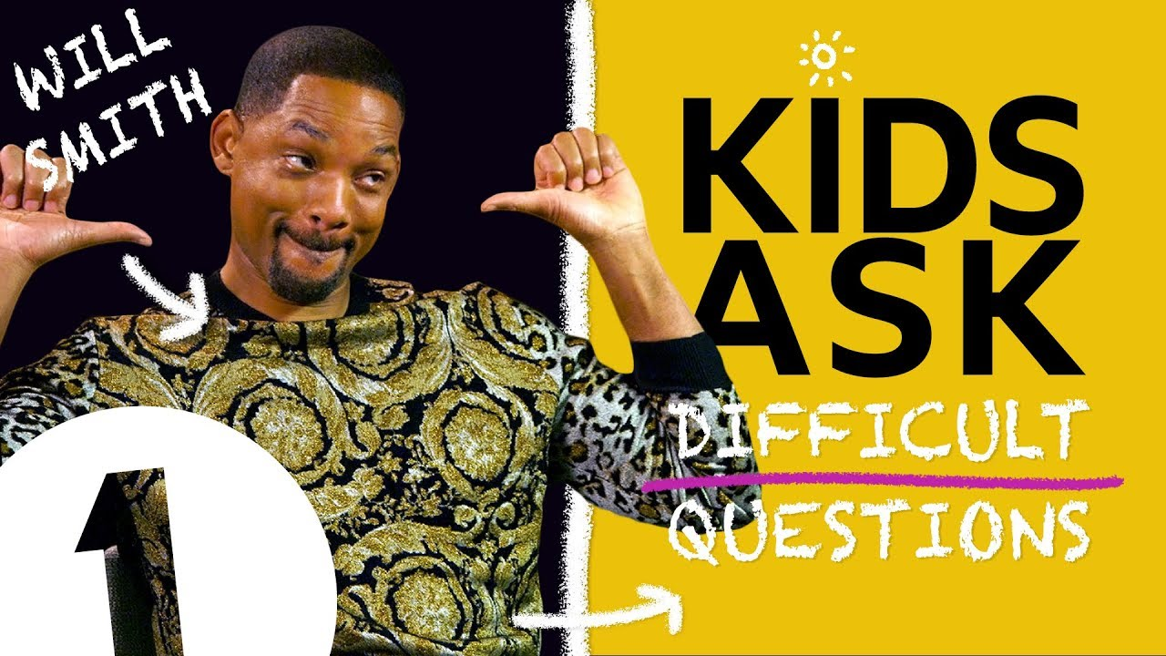 'You're allowed one Wild Wild West!': Kids Ask Will Smith Difficult Questions