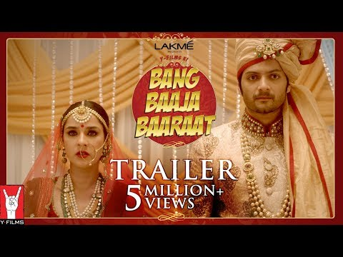 Trailer do filme Band Baaja Baaraat