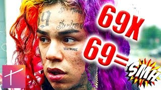 10 Ridiculous Things You Didn't Know About Tekashi 6ix9ine