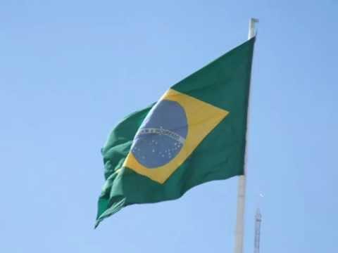 Brazilian Culture - Anthem to the flag of Brazil.wmv