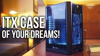 An Affordable but SEXY ITX Case!