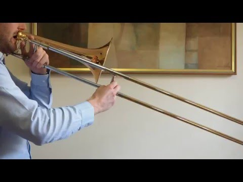 Harry Potter - Hedwig's Theme - Trombone