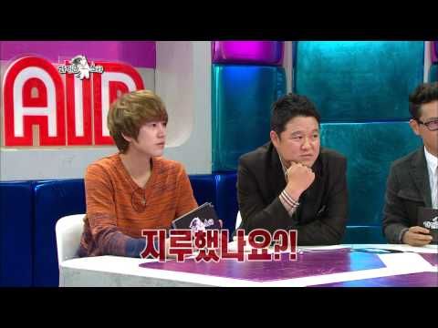 【TVPP】Taeyeon(SNSD) - Attitude controversy, 태연(소녀시대) - 미국 방송 태도 논란 해명 @ Radio Star