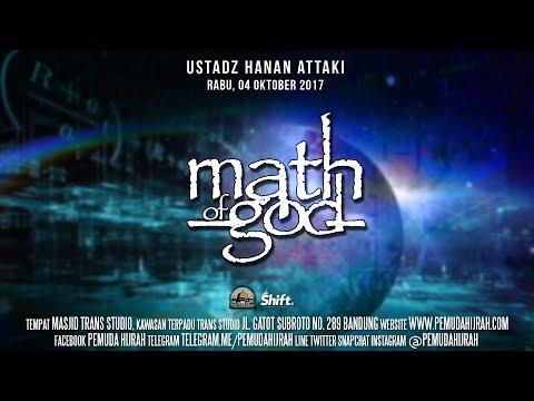 Ustadz Hanan Attaki - Math Of God