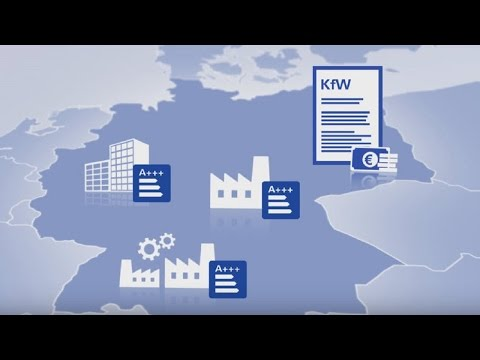 Energie sparen mit öffentlicher Förderung – Best Practice für Unternehmen