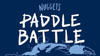 WSL Nuggets: What's the Deal with Paddle Battles?