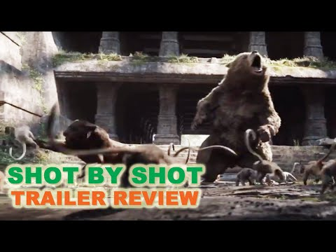 The Jungle Book 2016 Official Teaser Trailer Shot by Shot Trailer Review|Otherobert
