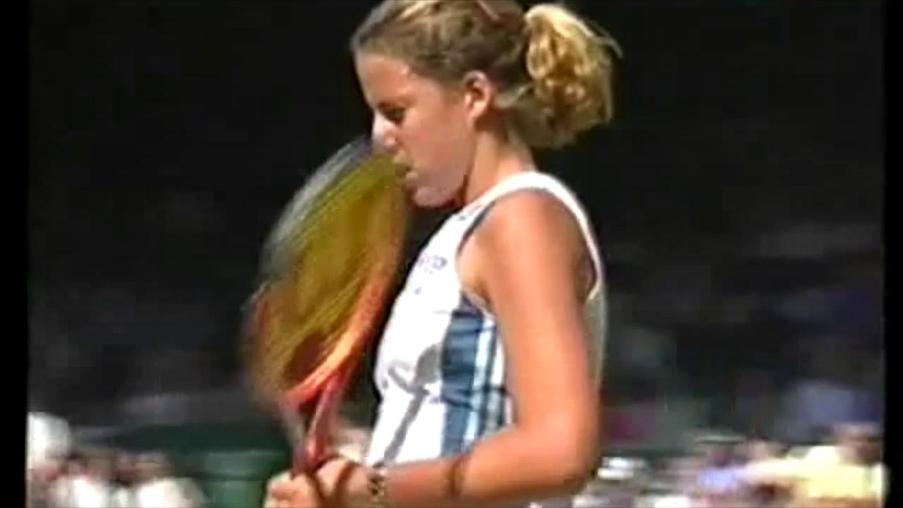 Marta Marrero vs Jennifer Capriati Wimblendon 2002