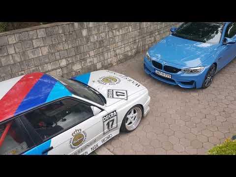 BMW E30 M3 REPLICA PROJECT DTM WARSTEINER S38B38 M5
