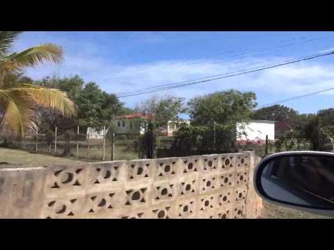 Driving:  Anguilla