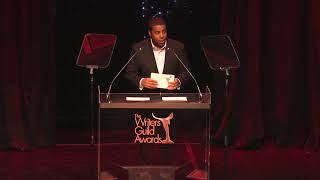 2019 Writers Guild Awards – Kenan Thompson presents Quiz and Audience Participation