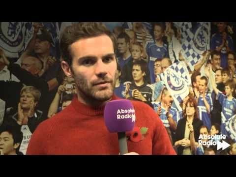 Juan Mata on Hazard and Oscar