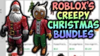 ROBLOX's Creepy Christmas Rthro Bundles