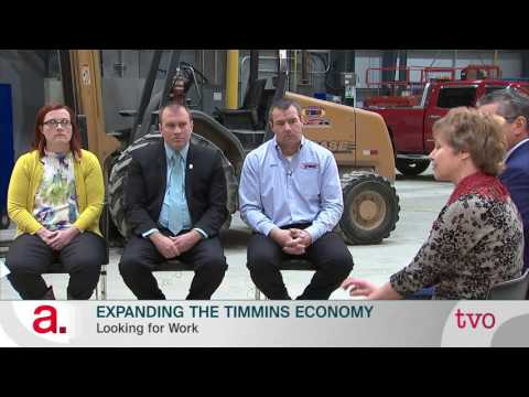 Expanding Timmins Economy