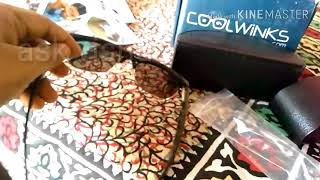 COOLWINKS.COM Sunglasses UNBOXING & REVIEW