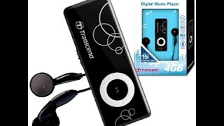 Transcend Mp300 4Gb (Black) -98Richardstanley
