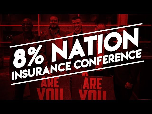 8% Nation Insurance Wealth Conference 2019