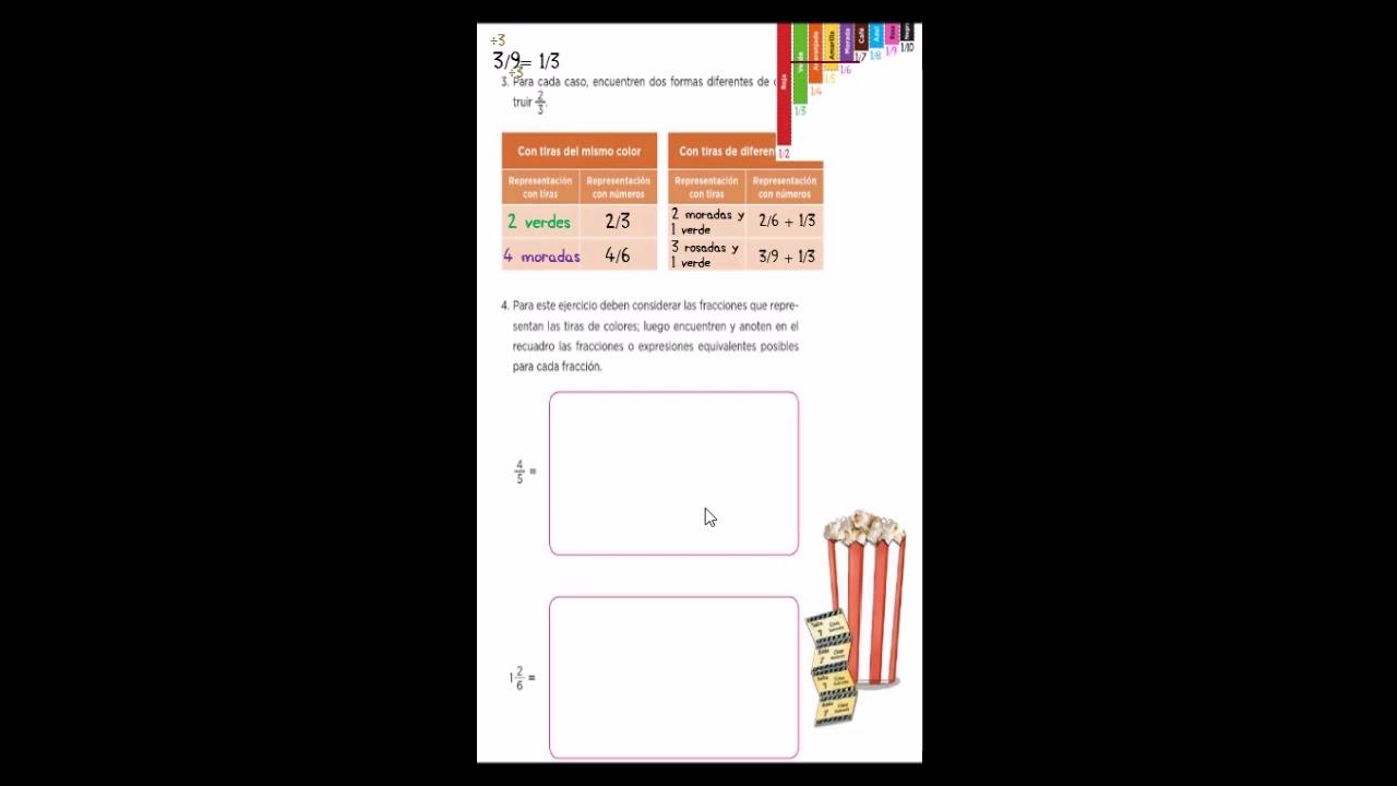Página 3 De 4: Leccion 49 Tiras De Colores Parte 2 Desafíos 4°