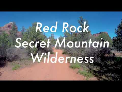 Red Rock Secret Wilderness Virtual Run in Sedona Arizona