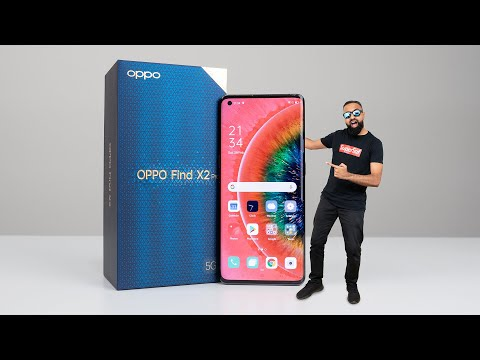Oppo Find X2 Pro UNBOXING
