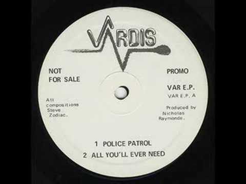 Vardis - Love is Dead