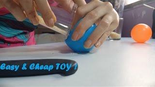 DIY Cheap & Easy kitten Toy!!