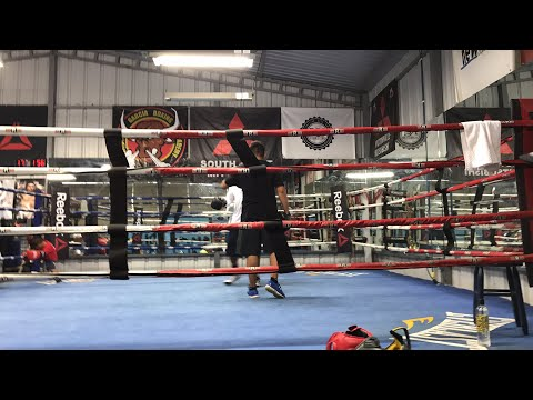 Boxing Superstar Mikey Garcia A Day At The Gym - esnews boxing