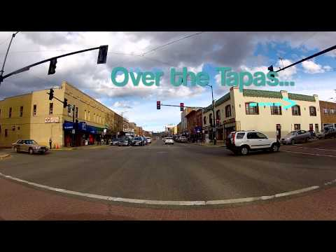 Tour Of Downtown Bozeman