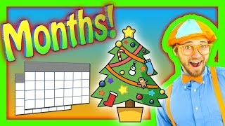 Nursery Rhymes - Months of the Year Song