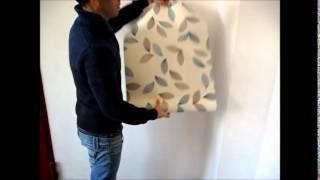 Calcular rollos papel pintado
