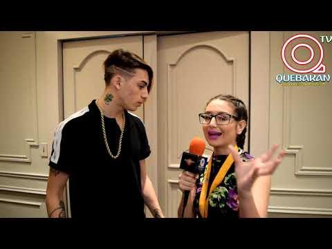 Entrevista a #Khea por Arleth Perez para #QuebakanTV
