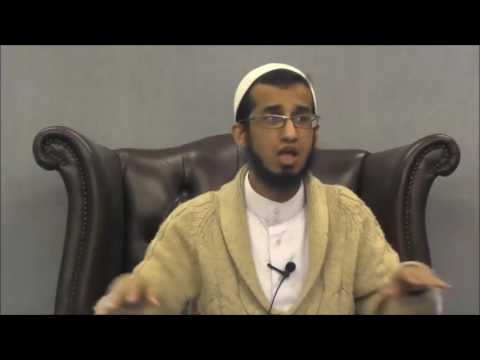 Story Of Abu Sufyan RA ~ Eye in his hand by Shaikh Asad Waqas