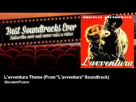 """Giovanni Fusco - L'avventura Theme - From """"L'avventura"""" Soundtrack (1960)"""