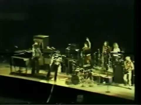 Terry Kath and Chicago in Tokyo 1972